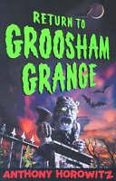 Return to Groosham Grange by Anthony Horowitz, Good Book (Paperback) Fast & FREE