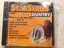 SOUND CHOICE KARAOKE CDG Alan Jackson Volume 2. 2304
