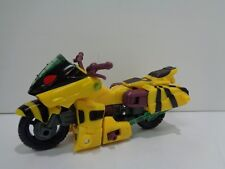 Transformers Rapid Run Energon - Figure & Missiles - Combat - 2003 Hasbro