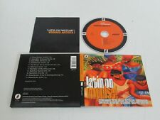 VARIOUS/LATIN ON IMPULSE!(IMPULSE! IMP 12762) CD ALBUM DIGIPAK