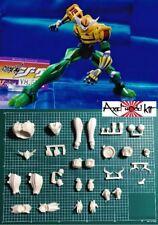 ANIME MODEL RESIN KIT - SUPER 3D SHOW 鋼鉄神ジーグ Kōtetsushin Jīgu SHIN JEEG ROBOT