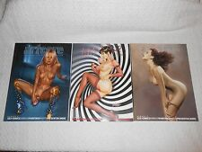 ARTCORE MAGAZINE NUMBER  2 / 3 / 4  LOT
