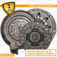 Chevrolet Epica Captiva & Vauxhall Antara - Dual Mass Flywheel + 3PC Clutch Kit