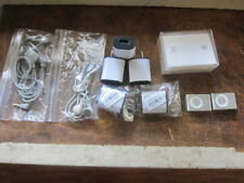 Two apple ipod shuffle, mp3 player lot, plus accessories Check It Out