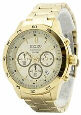Seiko Neo Sports Chronograph SKS526P1 SKS526P Mens Watch
