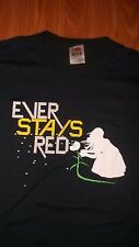 RARE Christian Artist Group EVER STAYS RED Concert T-Shirt XL Alternative Rock