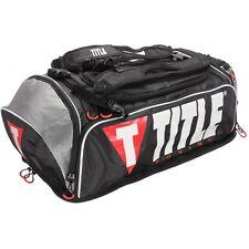 TITLE Boxing Excel Hyper Sport Gym Bag Back Pack