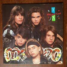 Menudo – No Me Corten El Pelo [1990] Vinyl LP Latin Pop Rock Ballad Sonografica