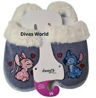 Disney Marie Aristocat Slippers Ladies Black Soft Indoor Mule Slip On Primark