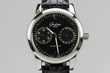 Glashutte Original Quintessentials Senator Hand Date Automatic 40mm Watch