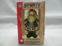 NFL Sports Collectors Series Tennessee Titans Vintage Blown Glass Ornament NIB