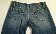 """AG Adriano Goldschmied Women's Size 27 """"The Vanity"""" Flair Leg Jeans USA (A5)"""