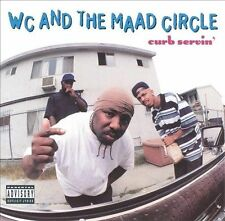Curb Servin' [PA] by WC and the Maad Circle (CD, Sep-1995, PolyGram) Brand New