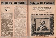 Thomas Meagher Soldier of Fortune Part 1-Bennet,Botts,Burnside,Corby,Corcora