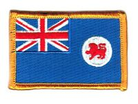 TASMANIA AUSTRALIA PROVINCE FLAG PATCHES COUNTRY PATCH BADGE EMBROIDERED