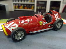 Brumm Ferrari 375 1952 1:43 #12 Alberto Ascari, 31e Indianapolis 500