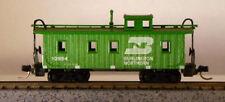 MTL 50050 - BN 10954 Burlington Northern - 34' Wood-Sheathed Caboose Slant Side
