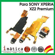 Connector Load for Sony Xperia XZ2 Premium Flex Micro USB Current H8166
