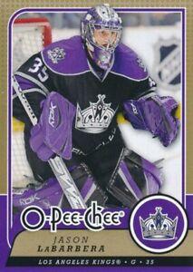 2008-09 O-Pee-Chee #234 JASON LaBARBERA - Los Angeles Kings