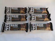 (6) ProBar Base 20 g Protein Bar Peanut Butter Chocolate 2.46 Oz Each #N
