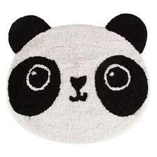 Sass & BELLE kawaii panda Sol en forme de Tapis 100% coton chambre garçons