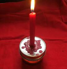 HONEY JAR Hoodoo Candle Spell for LOVE, MONEY ONE MONTH duration