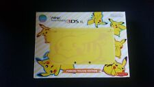 Brand New New Nintendo 3DS XL - Pikachu Yellow Edition