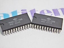 MSM2128-15RS / 24 PIN / IC / DIP / 2 PIECES (qzty)