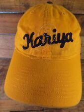 Paul KARIYA #9 Nashville Predators Reebok Adjustable Adult Cap Hat