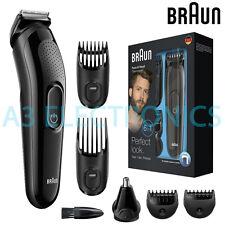 Braun MGK3020 Uomini Multi-Toelettatura Kit 6-in - 1 barba & capelli Clipper Taglio Rasoio