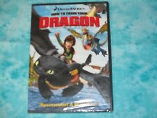 How to Train Your Dragon (DVD, 2010)  New, Free Shipping