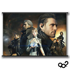 Final Fantasy XV All Group Home Decor Poster Wall Scroll 40*60 cm