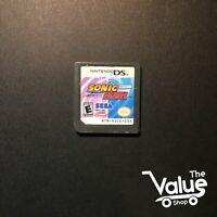 Sonic Rush (Nintendo DS, 2005)