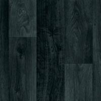 Pavimento pvc New Solid Superior col. Aspin 899 ROVERE TINTO NERO rotolo 60mq