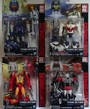 HASBRO® Transformers GENERATIONS TITANS RETURN Deluxe Figuren Sortiment
