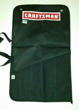New old stock Craftsman Made in USA, 5 pocket EX Tall canvas tool roll pouch