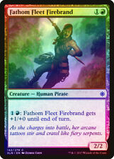 Fathom Fleet Firebrand FOIL Ixalan NM Red Common MAGIC GATHERING CARD ABUGames