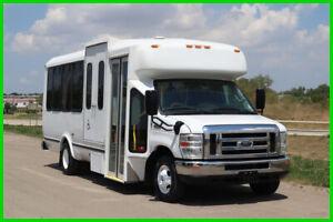 2013 Ford E-450 16 Passenger Paratransit Shuttle Bus