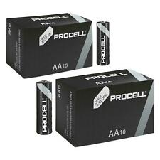 More details for duracell aa aaa batteries now procell industrial alkaline mn1500 lr6 expiry 2026