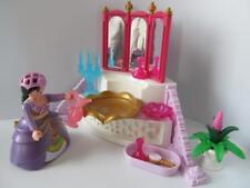 Playmobil Palacio/Dollshouse figura: señora/Princesa & Unidad De Baño De Lujo Nuevo