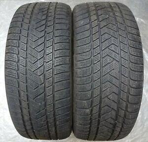 2 Winter Tyre Pirelli Scorpion Tm Winter MO M+S 275/45 R21 110V RA870