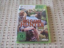 Cabela's Big Game Hunter 2012 Pour XBOX 360 xbox360 * Neuf dans sa boîte *