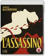 L'assassino Dual Format Blu-ray DVD 5027035010939 Marcello Mastroianni M.