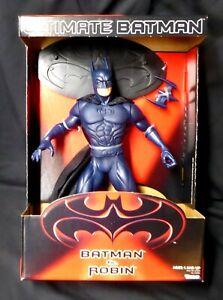Ultimate Batman 14 Inch Figure New George Clooney Batman + Robin Movie Amricons