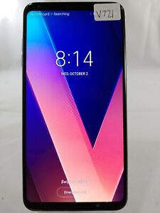 """LG V30 ThinQ H932 64GB T-Mobile ONLY 6"""" Android Smartphone Cellphone Silver V721"""