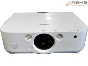 *AS-IS* NEC NP-PA622U WXGA Large Venue Projector