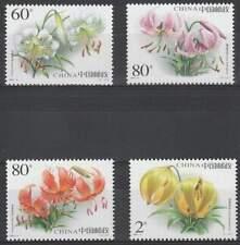 China postfris 2003 MNH 3425-3428 - Bloemen / Flowers