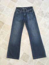 """LEVIS WOMENS 649 WIDE LEG JEANS, 100% COTTON SIZE 8/L32"""" BLUE, NICE DETAILS#880"""