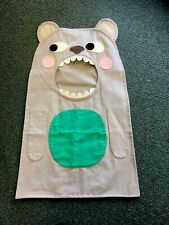 Bear Nursery Laundry Organizer Toy Organizer Storage Bag Cute 24x35 inches