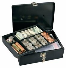 Master Lock Cash Box with 7-Compartment Tray 7113D, New, Free Shipping